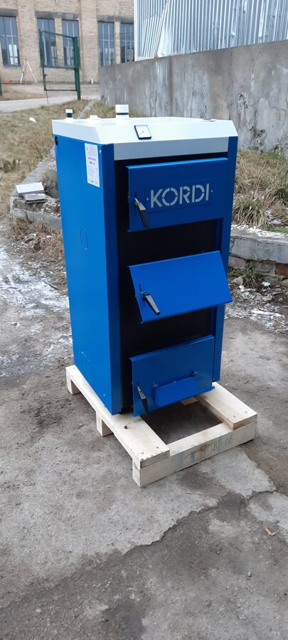 Malkas apkures katls KORDI-26Kw
